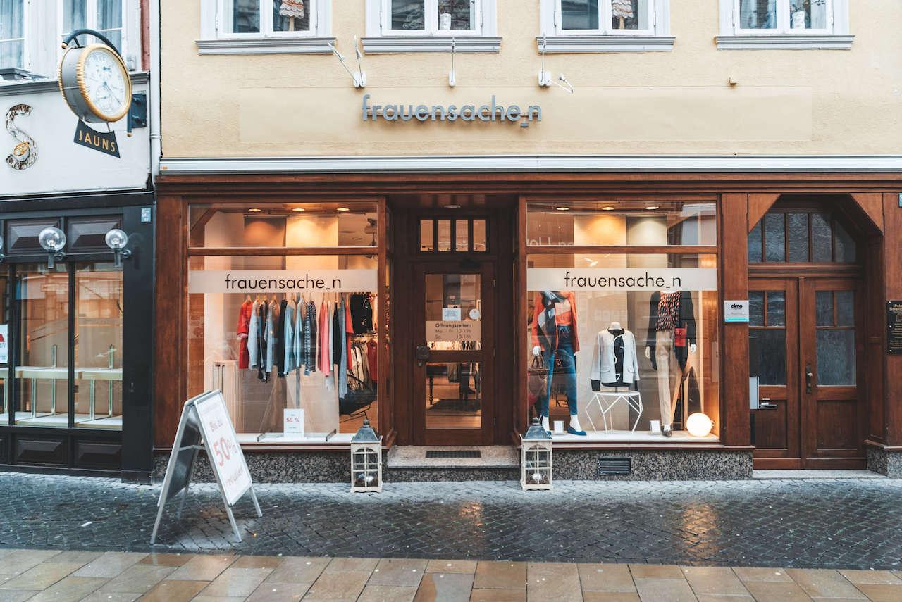 Frauensachen Damenmode Boutique Braunschweig Shopping Mode Fashion Kleidung sportlich modern7